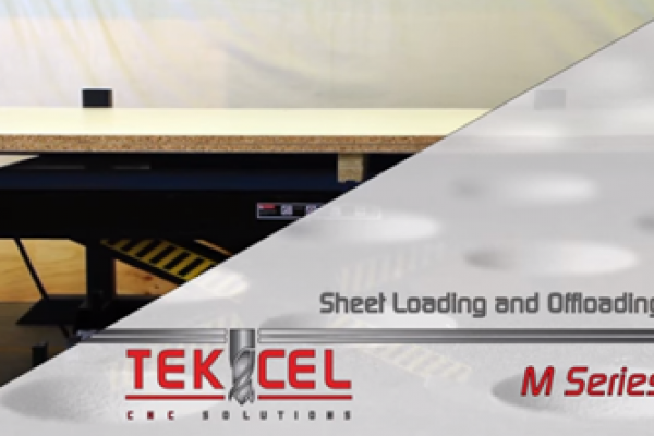 M Series: Sheet Loading and Offloading